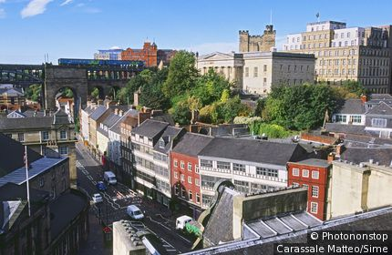 Newcastle upon Tyne