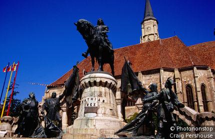 Cluj-Napoca (Klausenburg/Kolozsvár)