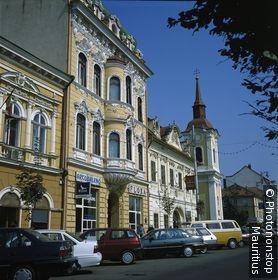 Târgu Mures (Neumarkt/Marosvásárhely)