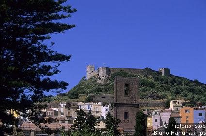 Castello Di Serravalle O Castello Malaspina Bosa La