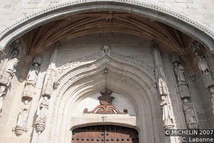 Real Monasterio de Santo Tomás - Ávila - Michelin Travel