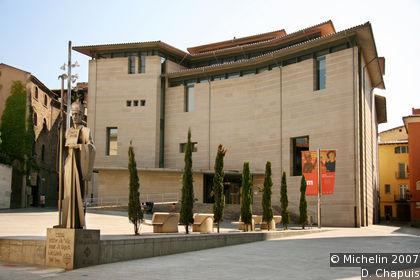Museu Episcopal in Vic - der Grüne Reiseführer von Michelin