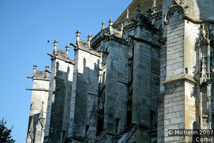 Klosteret Saint-Germain i Auxerre