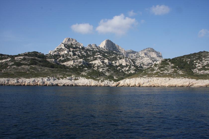 Calanques tourismus marseille 09 viamichelin for Viamichelin marseille