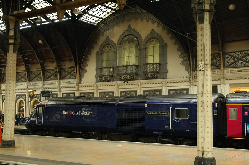 Paddington station toerisme paddington viamichelin for 55 61 westbourne terrace london