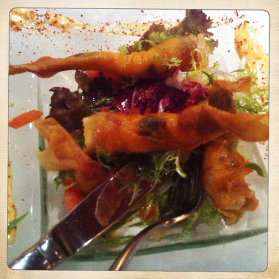 L 39 inattendu paris 15 restaurant uit de michelin gids for Intuition gourmande paris