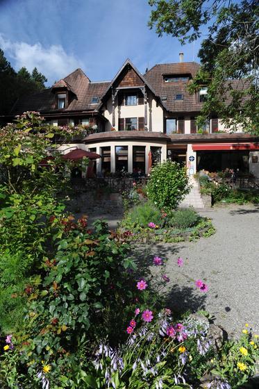 Le jardin des saveurs buhl un restaurant du guide michelin for Le jardin knokke michelin