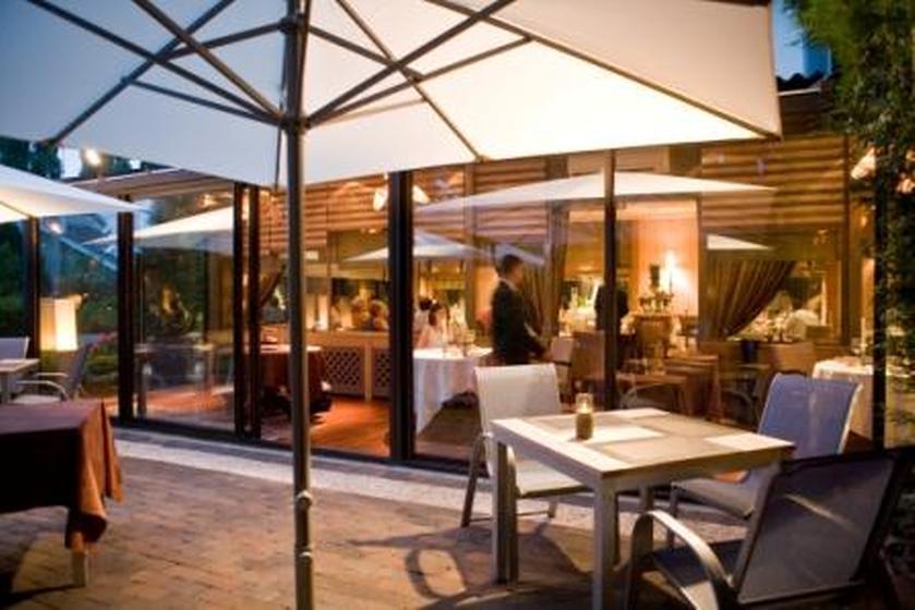 Le grand cerf montchenot un restaurant du guide michelin - Jardin des crayeres menu ...