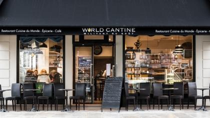 Restaurant World Cantine Paris