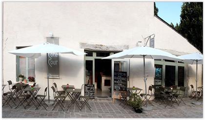 L 39 aigle d 39 or azay le rideau restaurant uit de michelin - Restaurant l aigle d or azay le rideau ...