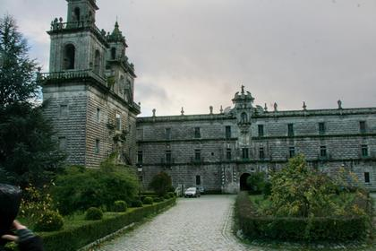 Monastery of santa maria la real de oseira toerisme for 11 marine terrace santa monica