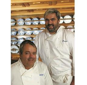 Bernard et Philippe Trincaz