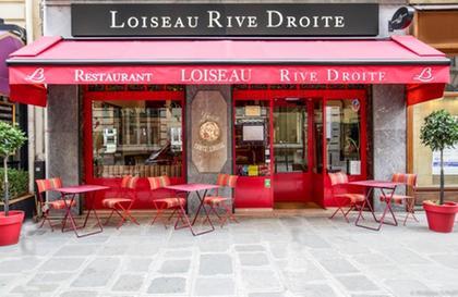 $$Photo du restaurant Loiseau rive Droite (ex. Tante Louise)$$