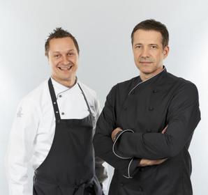 Tobias Bätz, Küchenchef & Alexander Herrmann