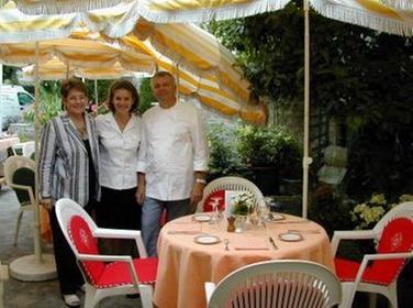 Auberge d 39 auvers galant restaurant michelin 77123 auvers for Buthier piscine