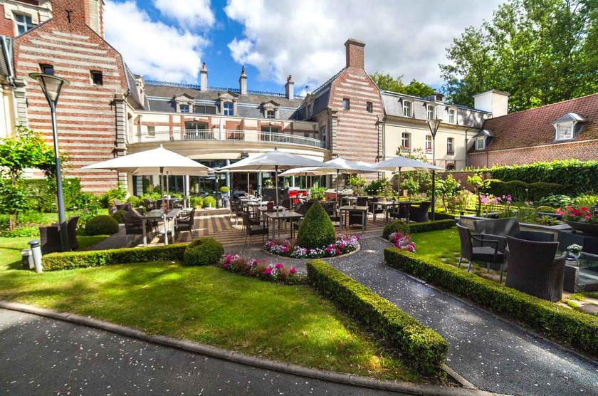 Le jardin d 39 alice busnes un restaurant du guide michelin for Le jardin d alice