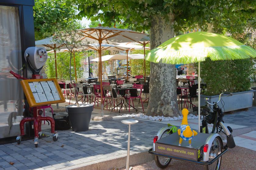 $$Photo du restaurant La Table des Merville$$