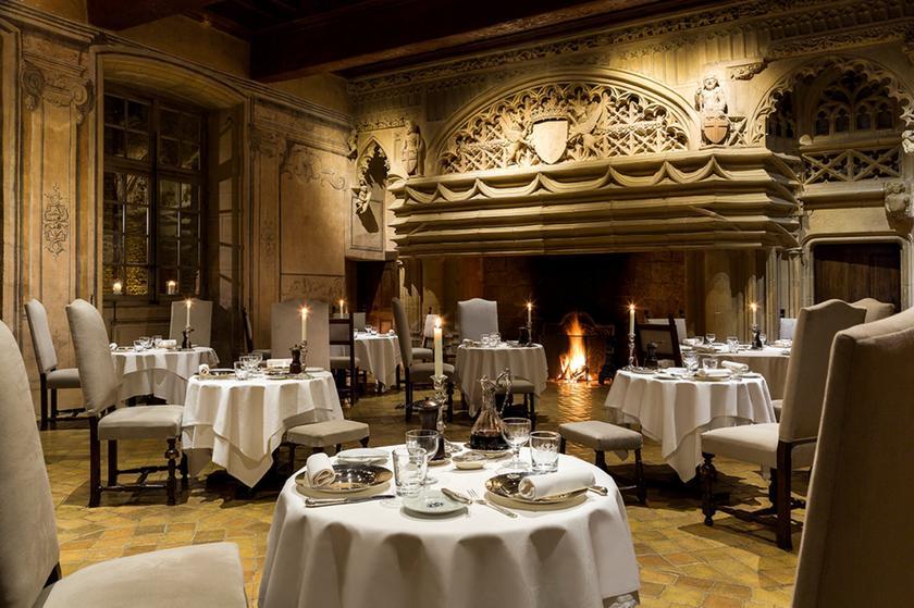 $$Photo du restaurant Le 1217 - Château de Bagnols$$