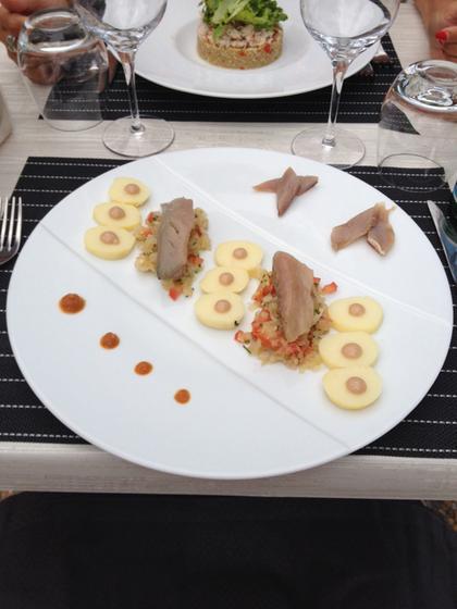 Restaurant Palavas Guide Michelin