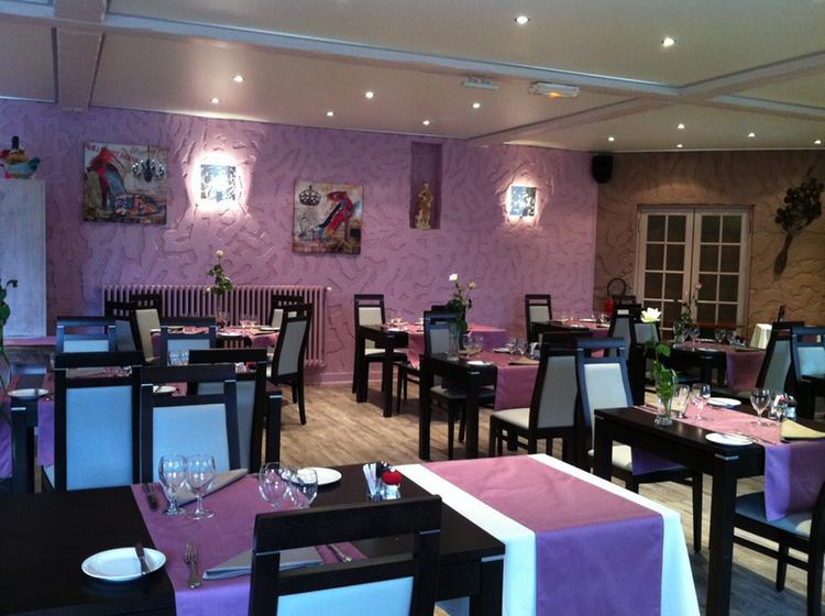 le pot d 201 tain restaurant traditionnel classique 02760 holnon michelin restaurants