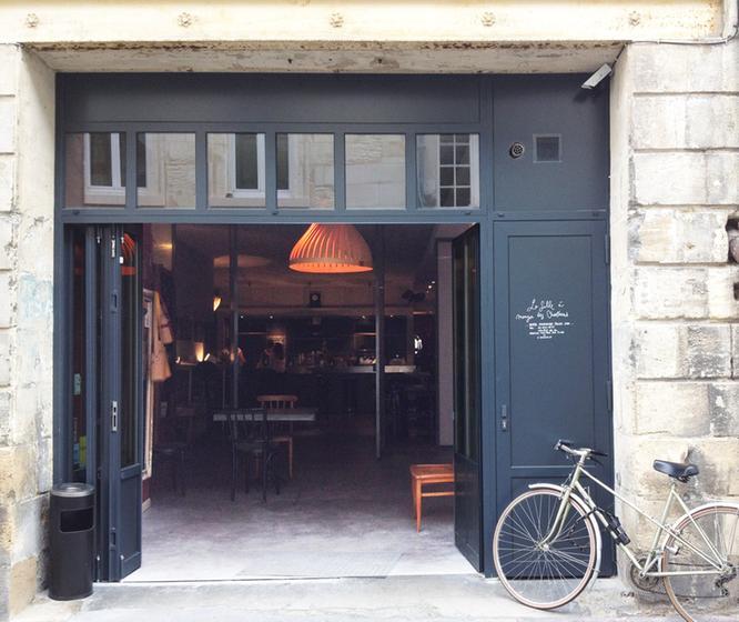 La salle a manger des chartrons restaurant traditionnel for Restaurant la salle a manger 75015