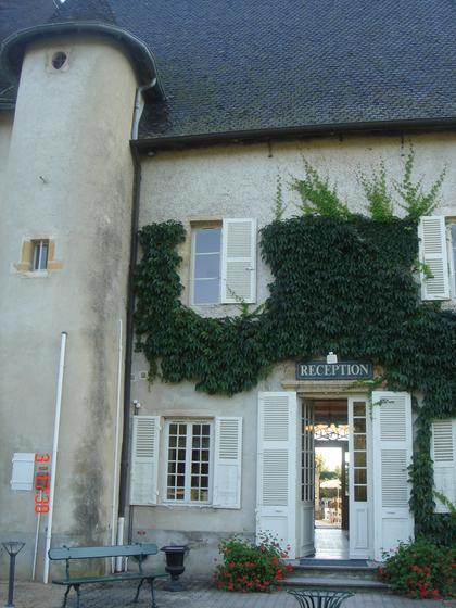 Ch teau de pizay pizay a michelin guide restaurant - Restaurant chateau de pizay ...