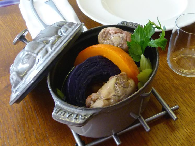Le bistrot des voraces lyon 04 restaurant uit de for Extra cuisine lyon