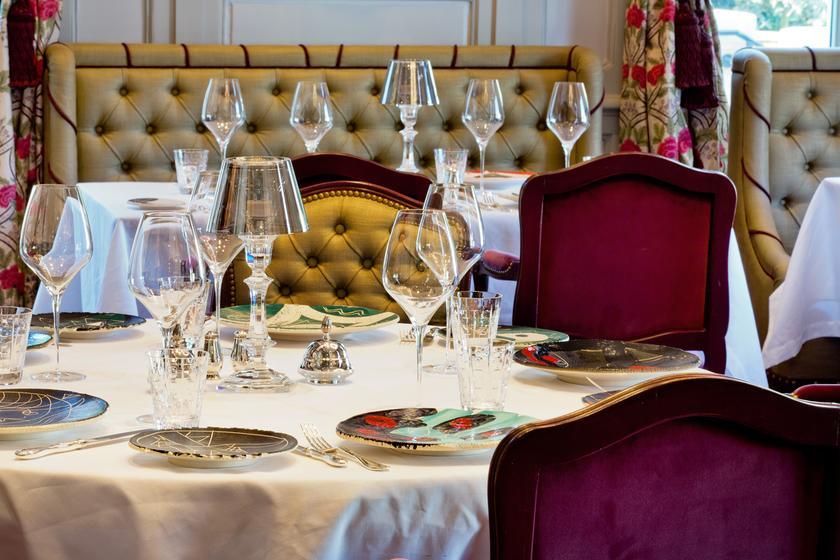$$Photo du restaurant La Grande Maison de Bernard Magrez$$