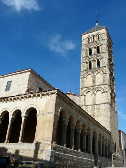 Church of San Juan de los Caballeros - toerisme Segovia ...