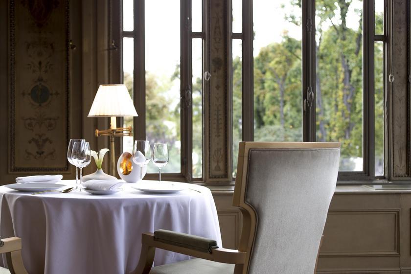 $$Photo du restaurant Alléno Paris – Pavillon Ledoyen$$