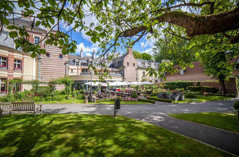 Le jardin d 39 alice busnes un restaurant du guide michelin for Le jardin knokke michelin