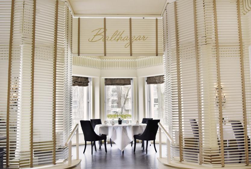 Villa mare balthazar restaurant cuisine r gionale for Balthazar reservations