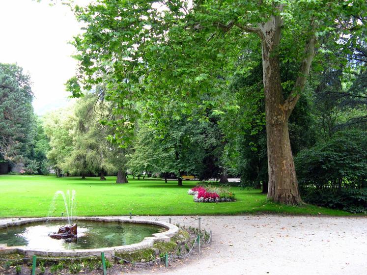 Jardin imp rial tourisme innsbruck viamichelin for Jardin imperial
