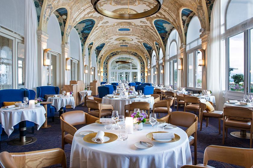 Royal vian les bains a michelin guide restaurant for Bains les bains restaurant