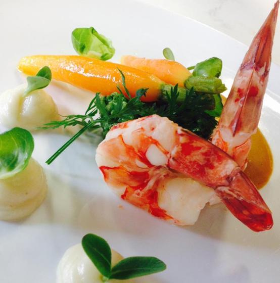 Beurre noisette un restaurant du guide michelin 01000 - Cuisine bourg en bresse ...
