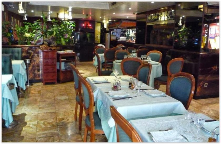 l 39 ambassade de p kin saint mand a michelin guide restaurant. Black Bedroom Furniture Sets. Home Design Ideas