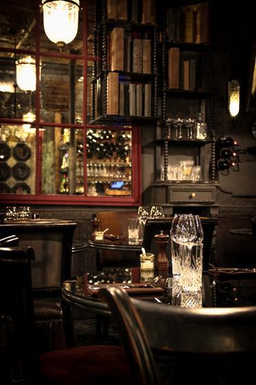 L 39 ancienne maison gradelle restaurant michelin 75010 paris for Ancienne maison gradelle