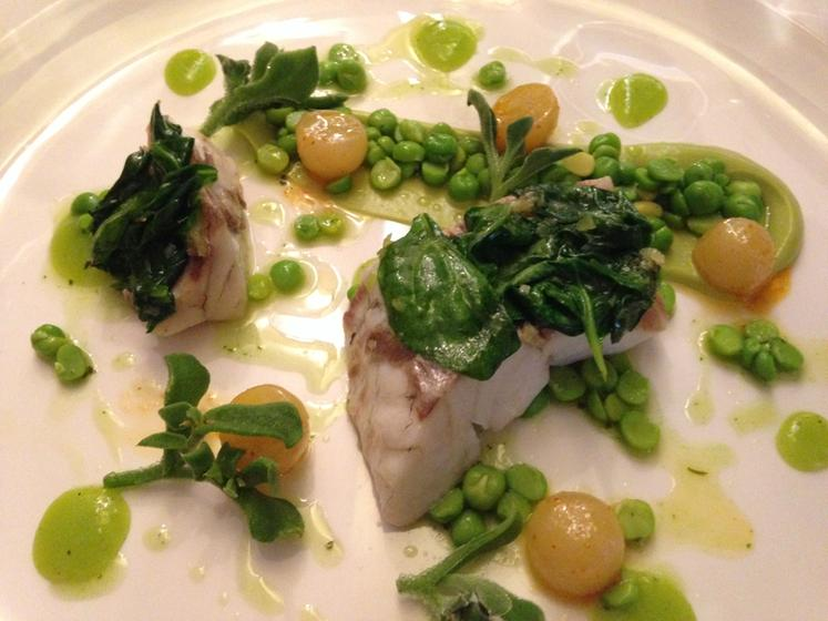 La Table D 39 Eug Ne Paris 18 Restaurant Uit De Michelin Gids