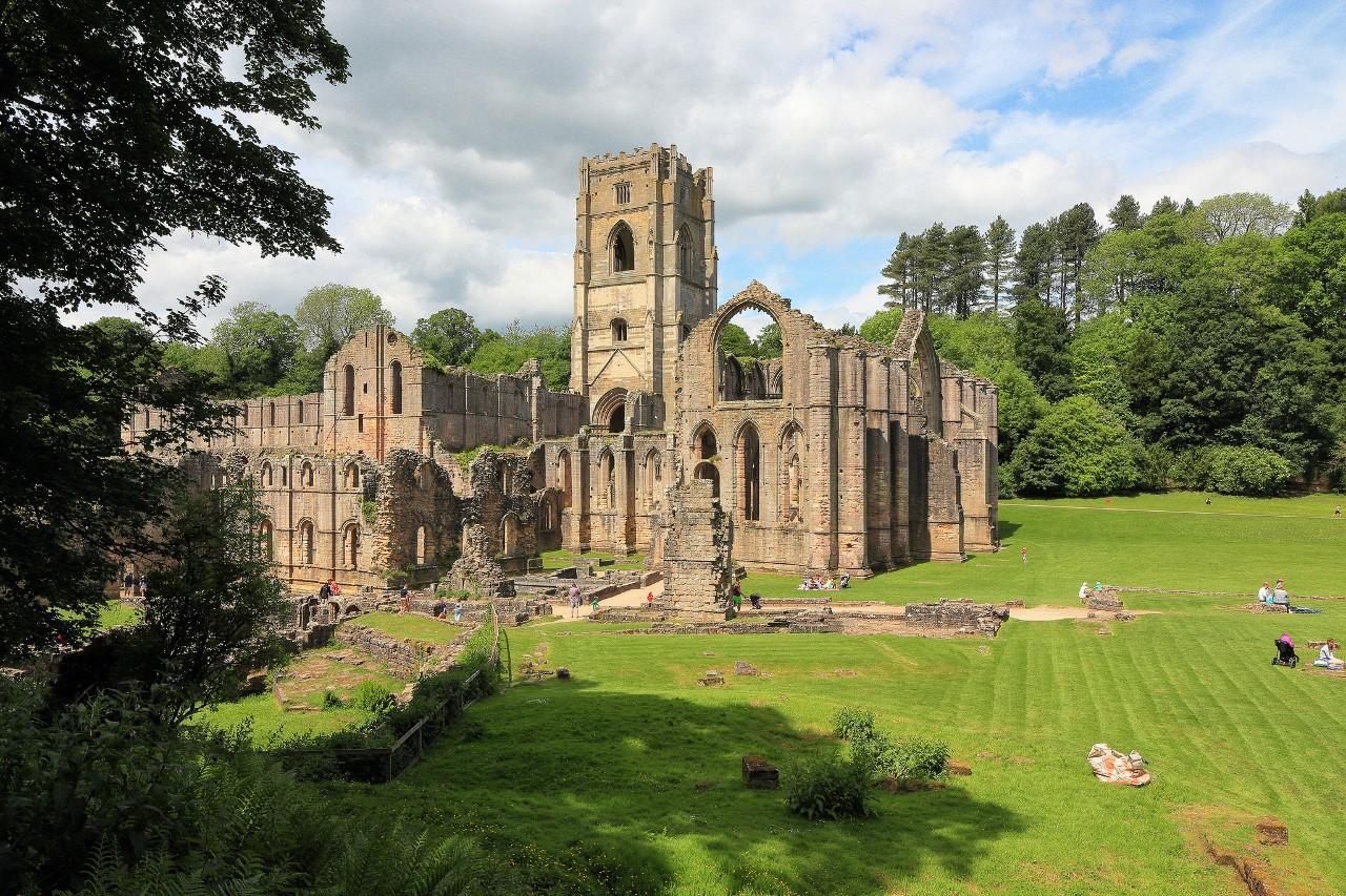 ファウンテンズ修道院の画像 p1_4