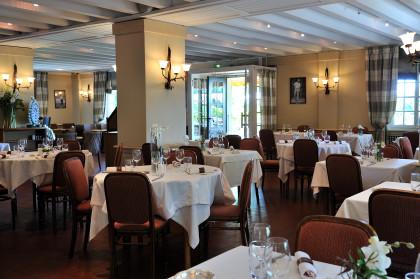 Restaurant La Villa Pays De Gex