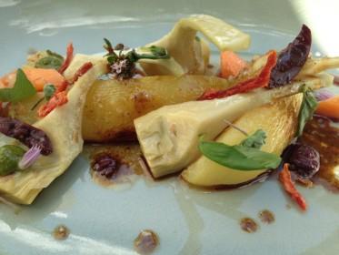 Les ch nes verts restaurant 1 toile michelin 83690 tourtour - La table tourtour ...