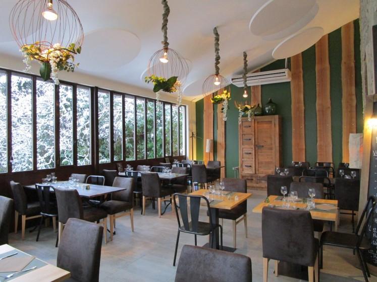Au jardin gourmand restaurant traditionnel classique for Jardin gourmand