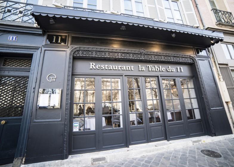 La table du 11 restaurant 1 toile michelin 78000 versailles - Restaurant la table du 20 eybens ...