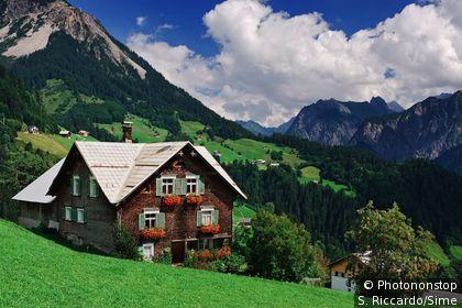 Vorarlberg, Walsertal