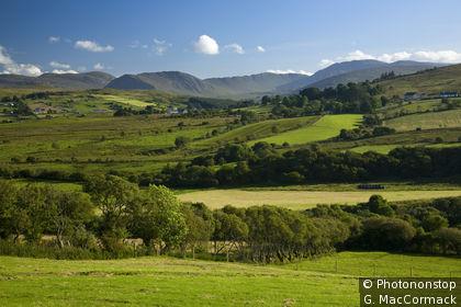 Finn Valley landscape