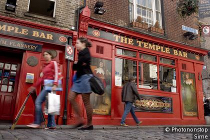 Dublin - Guinness Temple Bar