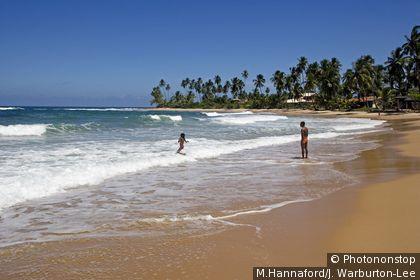 Barra Grande's beach, Bahia
