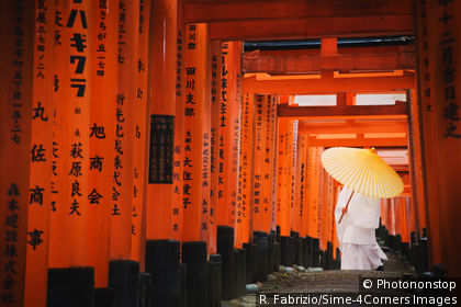 Temple in Honshu