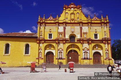 Catedra de San Cristóbal de las Casas