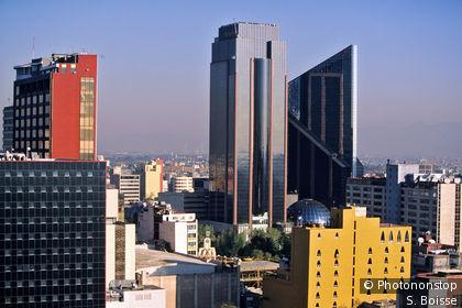 Vista de Mexico D.F.